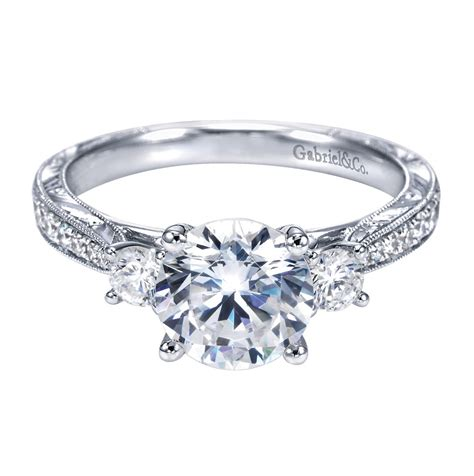 ring settings engagement ring settings only side stones
