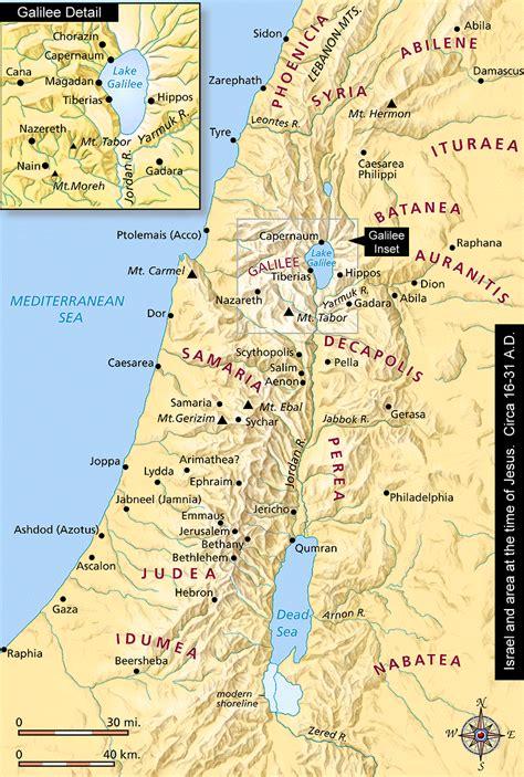 bible history map jesus yahhoozmapsus