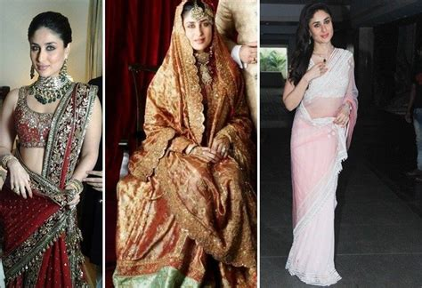 Kareena kapoor khan has been giving fashion goals with her chic sartorial choices during veere di wedding promotions. 5 Kareena Kapoor Wedding Dress Ideas We Can Steal Looks From