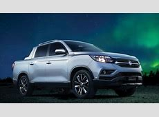 2018 SsangYong Rexton revealed as allnew large SUV