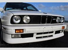 1988 BMW 3 Series E30 M3 Coupe classicregister