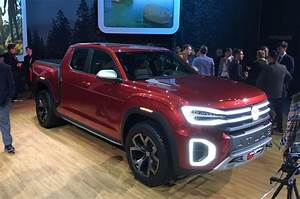 Pick Up Vw : volkswagen shows atlas tanoak pick up concept autocar ~ Medecine-chirurgie-esthetiques.com Avis de Voitures