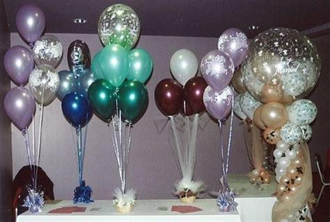 diy balloon table centerpieces balloon centerpiece wedding centerpiece ideas