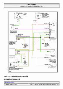 Bmw M3 1999 Wiring Diagrams Sch Service Manual Download