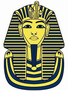 Tutankhamun illustration tutankhamun reference for King tut mask template