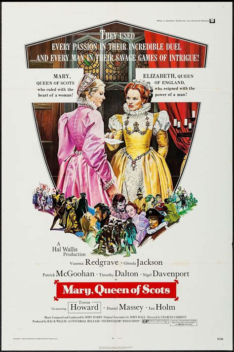 Mary, Queen of Scots 1971 - Google Search | Mary queen of ...
