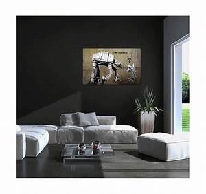 Tableau Deco Design : tableau d co design funny star wars artwall and co ~ Melissatoandfro.com Idées de Décoration