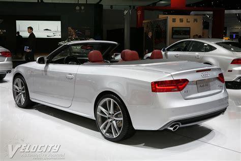 Audi A5 Convertible by 2013 Audi A5 Convertible