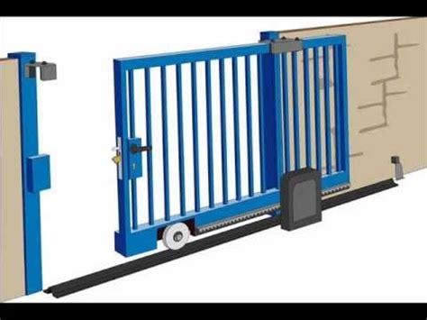Sliding Deck Gate Ideas