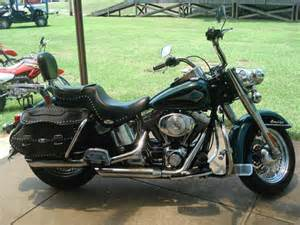 2001 Harley-Davidson FLSTC Heritage Softail