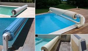 Volet Roulant Piscine Pas Cher : vente volet roulant piscine les piscines du net ~ Mglfilm.com Idées de Décoration