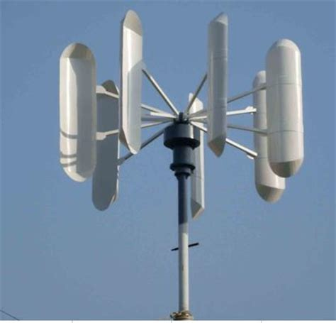 wind turbine design vertical axis wind turbines