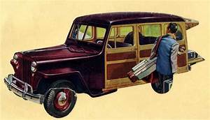 1953 Willys Jeep Station Wagon