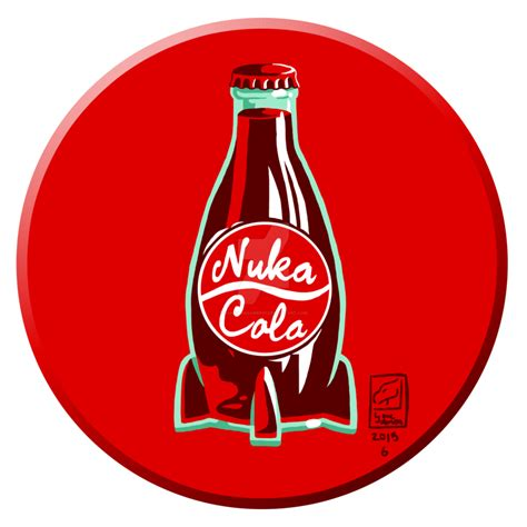 Fallout Nuka Cola Wallpaper Nuka Cola Spot Wip By Guardiangamer91 On Deviantart