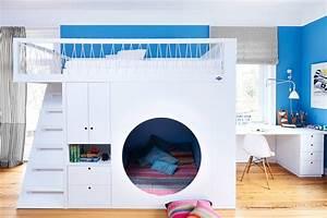 10 quartos modernos para crianças com camas de beliche ...