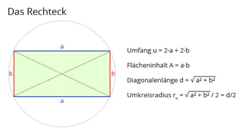 rechner rechteck matheretter