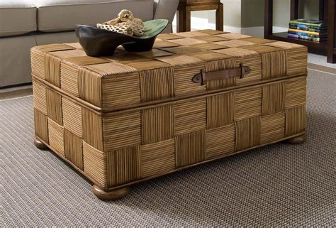 Coffee Tables Ideas Awesome Wicker Coffee Table With