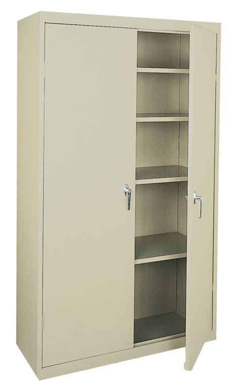 New Storage Cabinets, Adjustable Shelves, Fixed Shelves