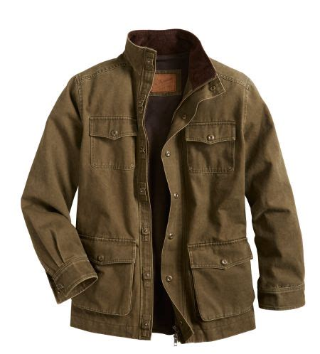 s barn coat mens barn coat fleece lined field jacket