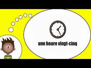 Ich Weiß Französisch : ich spreche franz sisch die zeit in franz sisch youtube ~ Watch28wear.com Haus und Dekorationen