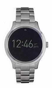 Montre Fossil Connectee : montre connect e fossil q 10 montres connect es qui ~ Voncanada.com Idées de Décoration