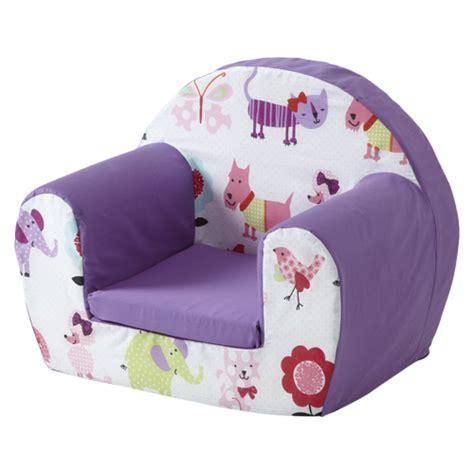 canapé en daim enfants pour enfants confort mousse souple chaise petits