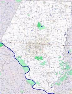Boone County Missouri Map