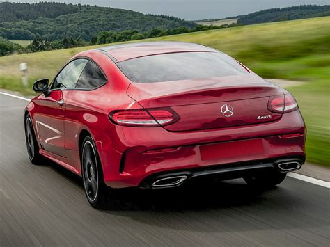 Mercedes C Class Coupe 2019 by New 2019 Mercedes C Class Price Photos Reviews