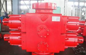 Double Ram Bop Api 16a Oil Blowout Preventer Manufacturer