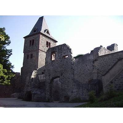 Frankenstein Castle - Wikipedia