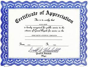 free certificate of recognition certificate templates With awards certificates templates free download