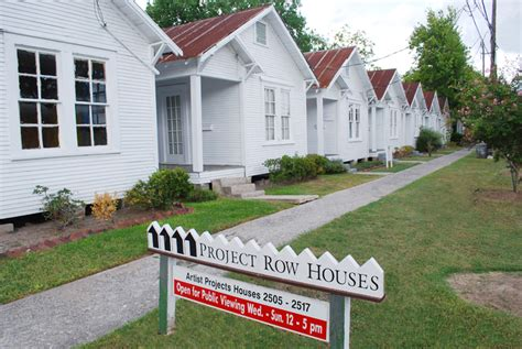 Rick Lowe's Project Row Houses Artisanaction
