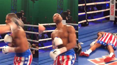 michael  jordan  punched   face  real