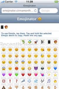 Emoji Copy and Paste