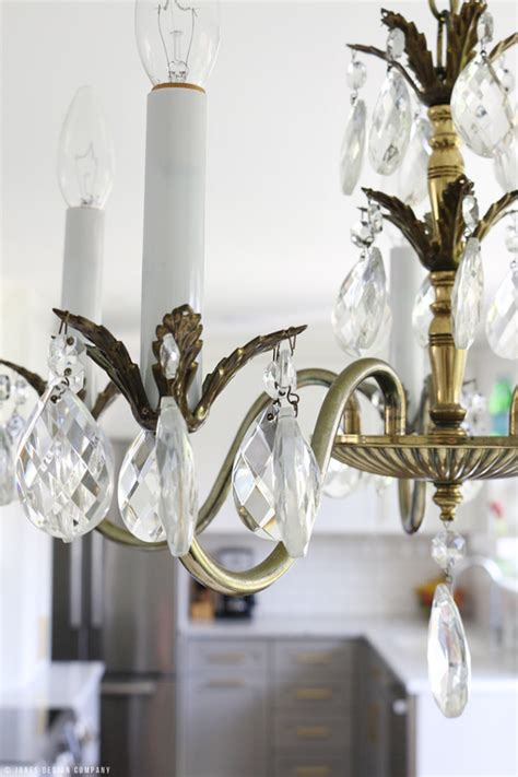 Sis Chandelier by My S House A Timeless Kitchen Before After