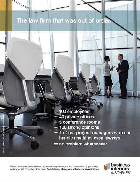 Business Interiors By Staples by Business Interiors By Staples Possibilities Fairly