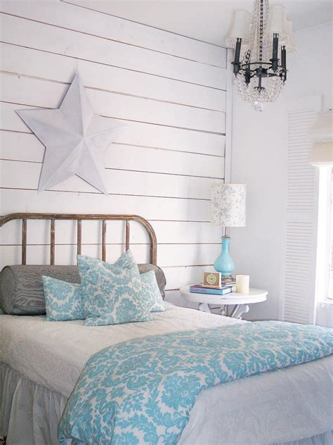 white themed bedrooms add shabby chic touches to your bedroom design hgtv
