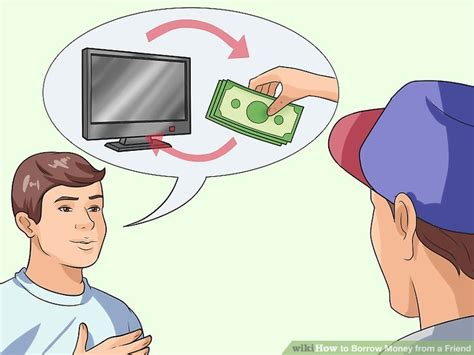 How To Borrow Money From A Friend