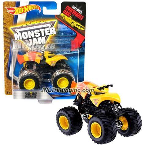 nitro hornet monster truck wheels year 2014 monster jam 1 64 scale die cast truck