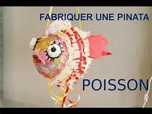 Comment Fabriquer Une Pinata : fabriquer une pinata en papier m ch un poisson youtube ~ Dode.kayakingforconservation.com Idées de Décoration