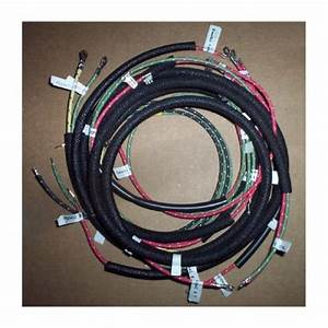 Harley Super10 Bt Btu Bth Wire Harness 1960 To 1965