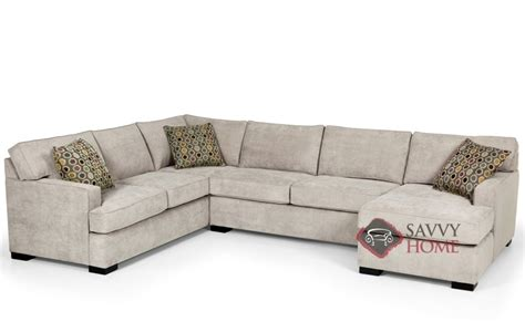 146 furniture sofa beds 146 fabric sleeper sofas true sectional by stanton is