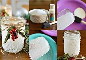 Weihnachtsdeko Aus Filz Selber Machen : 30 weihnachtsdeko ideen im glas zum selbermachen ~ Whattoseeinmadrid.com Haus und Dekorationen