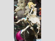 FateEXTRA CCC Saber Bride PPP by Medicom Toy Figure