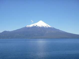 オソルノ 山 富士山