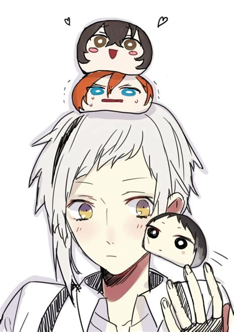 bungou stray dogs anime pinterest  dog  anime