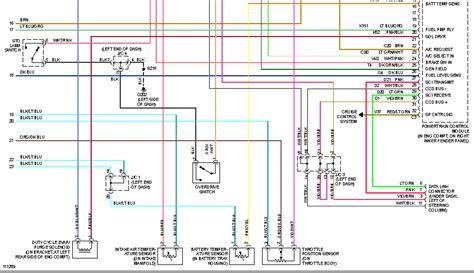 Wiring Diagram 99 Dodge Durango by Help Im Doing A Motor From A 99 Durango 5 2 Into A 99