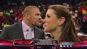 Randy Orton Confronts The Authority + Batista Returns ...