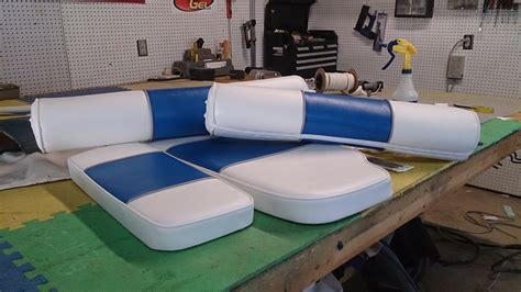 How To Do Marine Upholstery by Marine Grateful Threads Custom Upholstery