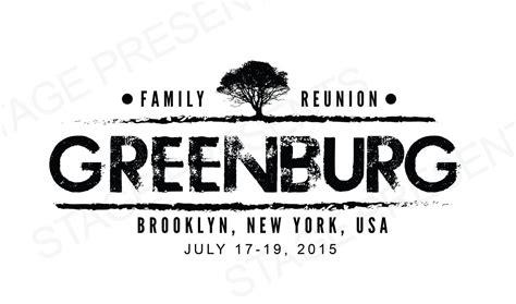 family reunion logo templates custom family reunion logo personal use family reunion
